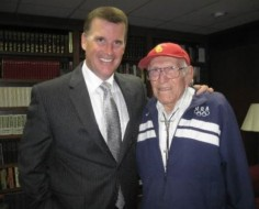 Wade and Louis Zamperini